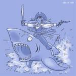 Pirates: Shark