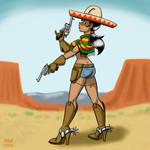Westerns: La Bandita