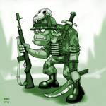 Grunts: Orc Marine