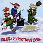 Catgirl Christmas Carol Crisis! by BahalaNa