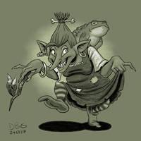 Goblinweek 03 - Uakorzablay by BahalaNa