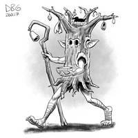 Goblinweek 05 - Autammadaetiz by BahalaNa