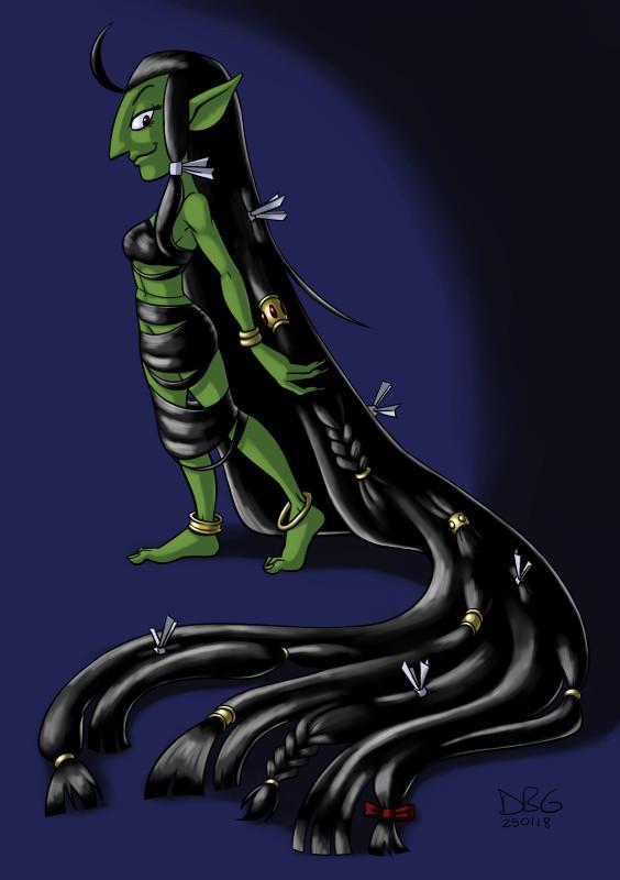 Goblin Week 05 - Juslakmi by BahalaNa