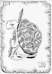 Tortoise Runemaster by BahalaNa