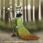 31 Witches - 17 - Forest Spirit Witch