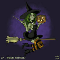 31 Witches - 31 - Your Choice!