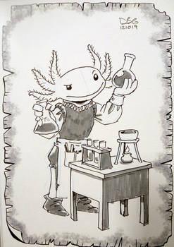 Axolotl Alchemist
