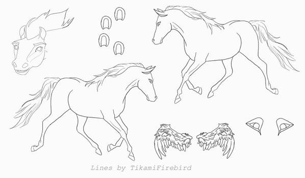 Horse Reference Page
