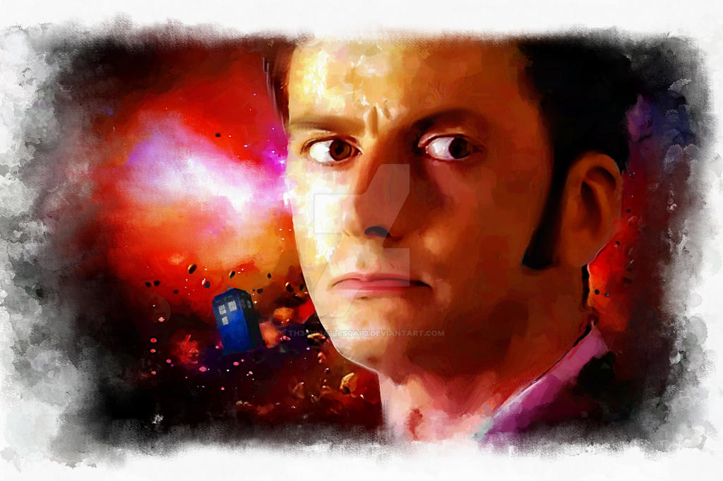 The Doctor by Th3-Gr3at-ESCap3