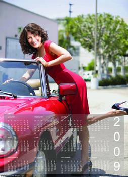 Calendar with Cuddy