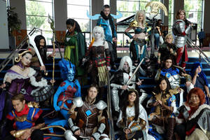 Planeswalker Summit |Young Garruk and Baby Jace