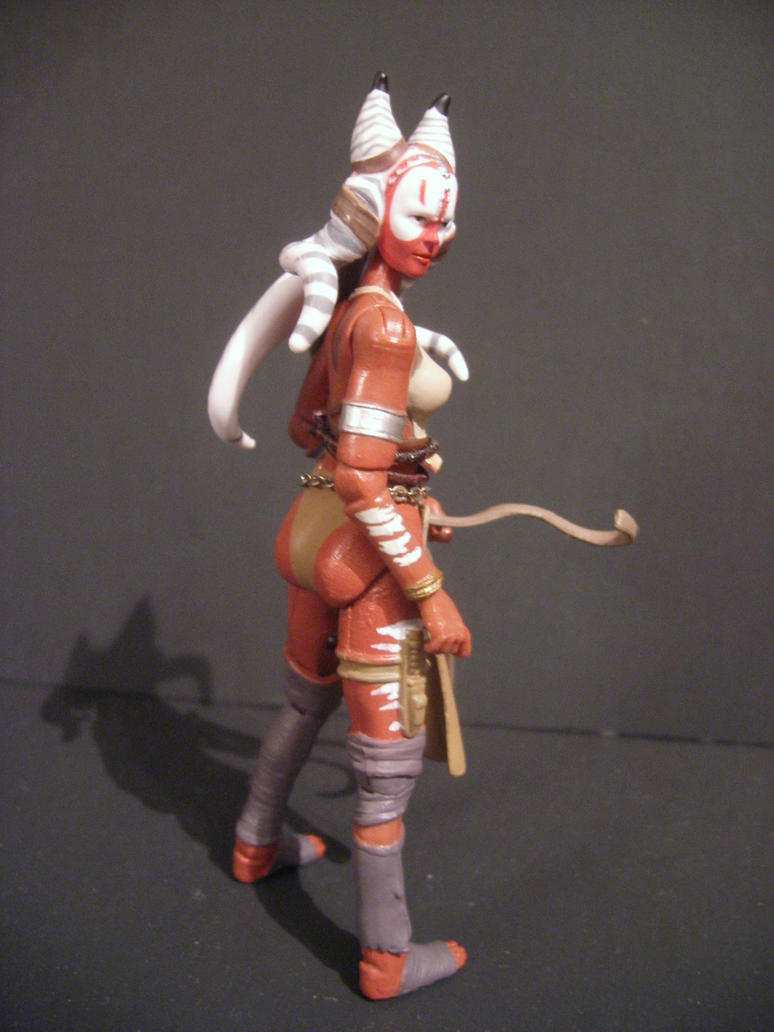 Force Unleashed Shaak Ti