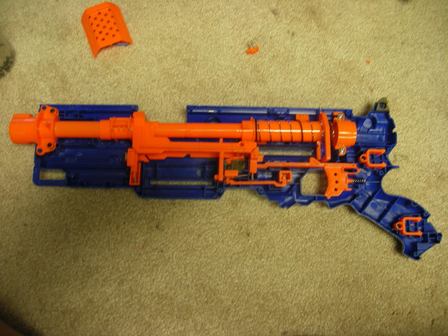 nerf longstrike internals by SpudaFett