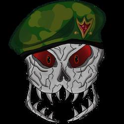 dagdan skull Barret