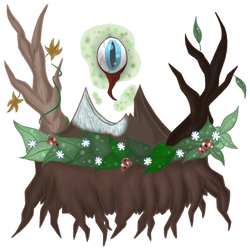 Forest Crown Badge