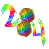 2B4 Rainbow Signed