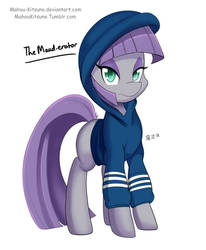 TheMaud-erator by TheDemonFoxy