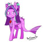 Aria Siren Pony