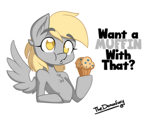 Wanna Muffin With That 2018 - GET YOUR MUG TODAY! by TheDemonFoxy