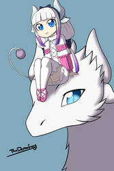 Kanna by TheDemonFoxy