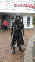 'Batman: Arkham Knight' Scarecrow by SebvirartZ
