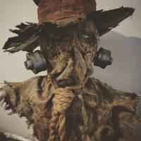 HessianForHire Scarecrow mask by SebvirartZ