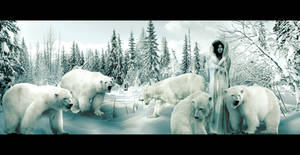 Queen of the Ice Bears