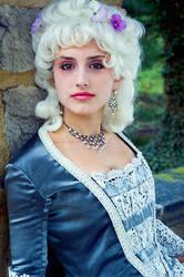 Marie Antoinette by Zaratops