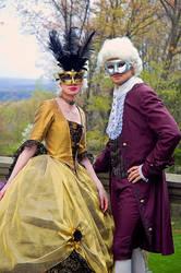 Masquerade by Zaratops