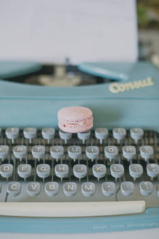 vintage and pink