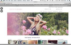 Foto Flavors Shop - Photoshop Actions for Sale