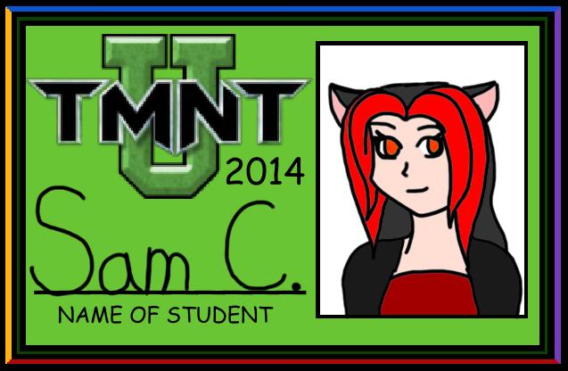 Tmnt U 2014 ID by Samtheninjacat