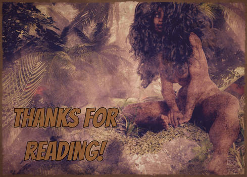 THANKS FOR READING MAYA THE JUNGLE GIRL!