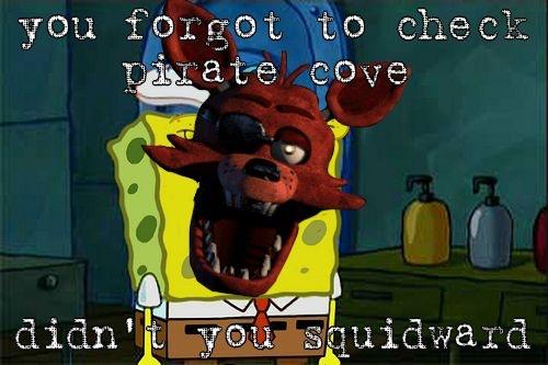 Didn't you Squidward? by Elemental-756