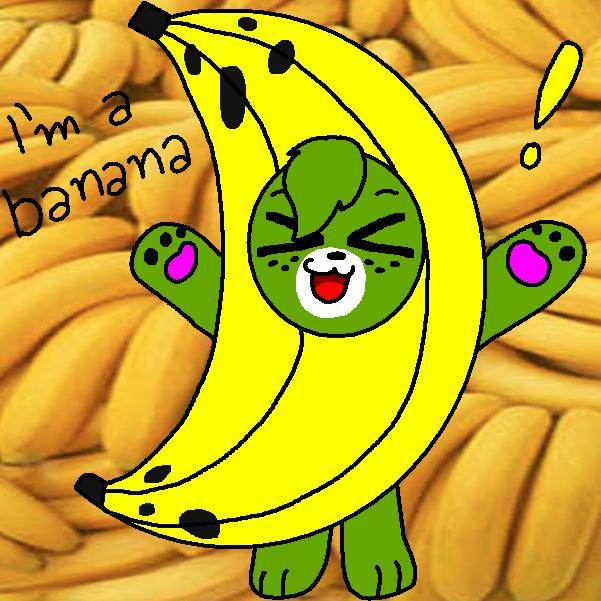 im a banana and proud of Anyway, korean banana milk has been around for more than 40 years now and,  if you're an avid k-pop fan, i'm sure you've seen korean idols.