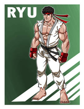 Ryu For Post Lores