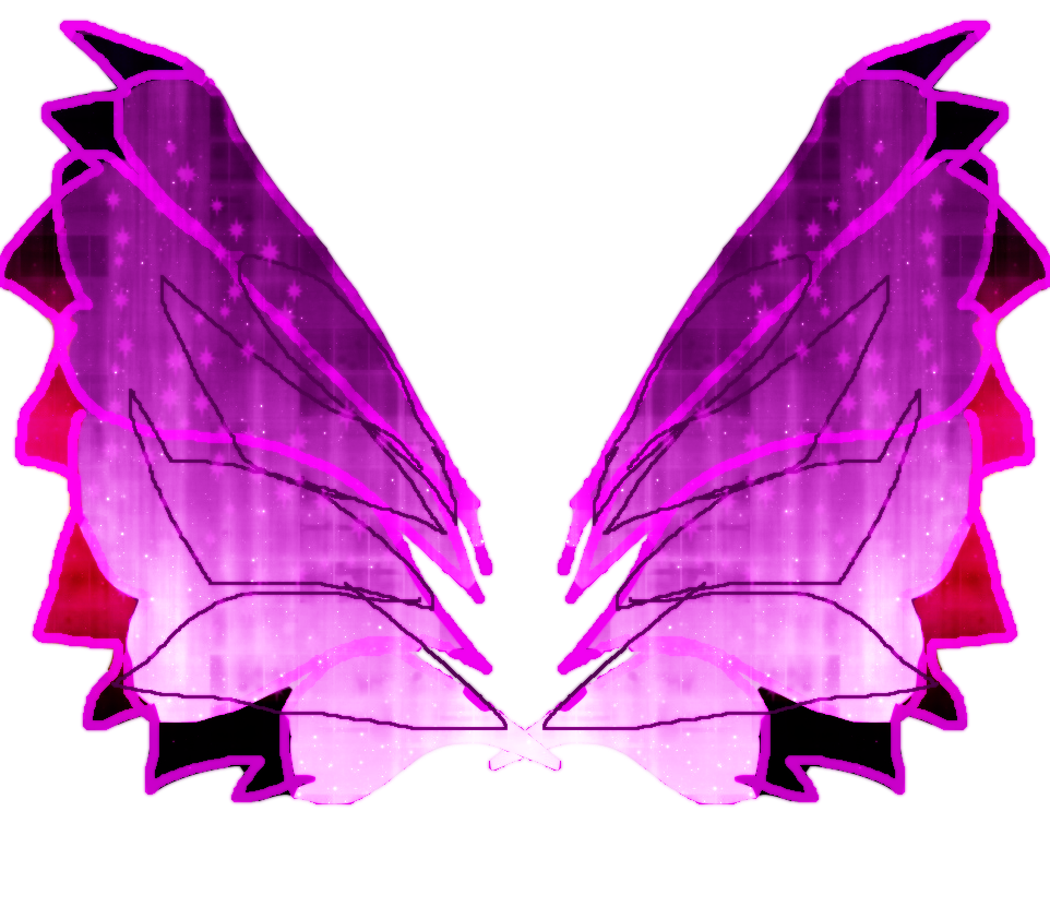 Tristitia Onyrix Wings