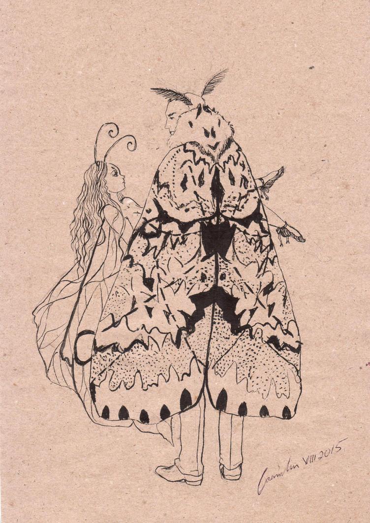 insects by Yczarnecka