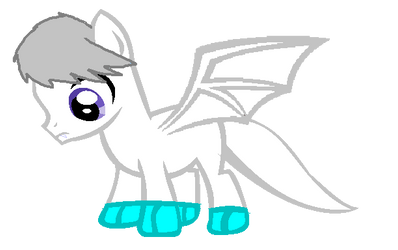 MLP dragon colt adoptable CLOSE by monkeystar290