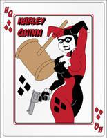 Harley Quinn by GR-Tracker