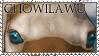 Chowilawu Stamp by pom-happy-my-dog