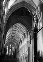 Southwark Cathedral's Angel by JanKacar