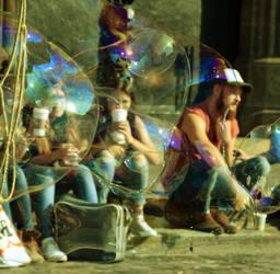 Coffeebreak in the Bubble by JanKacar