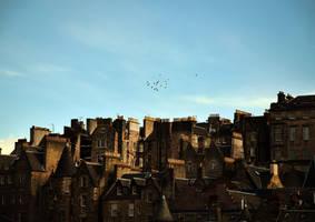 Edinburgh by JanKacar