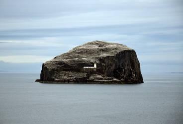 Bass Rock by JanKacar