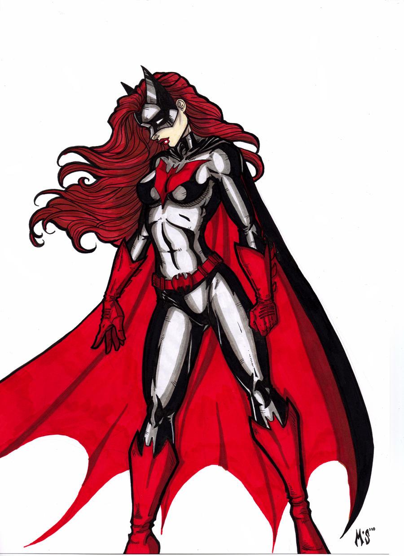 Quand le Fou devient la Reine sur l'échéquier de la Vie | ft. Bruce Wayne Batwoman____by_Crimsonsea