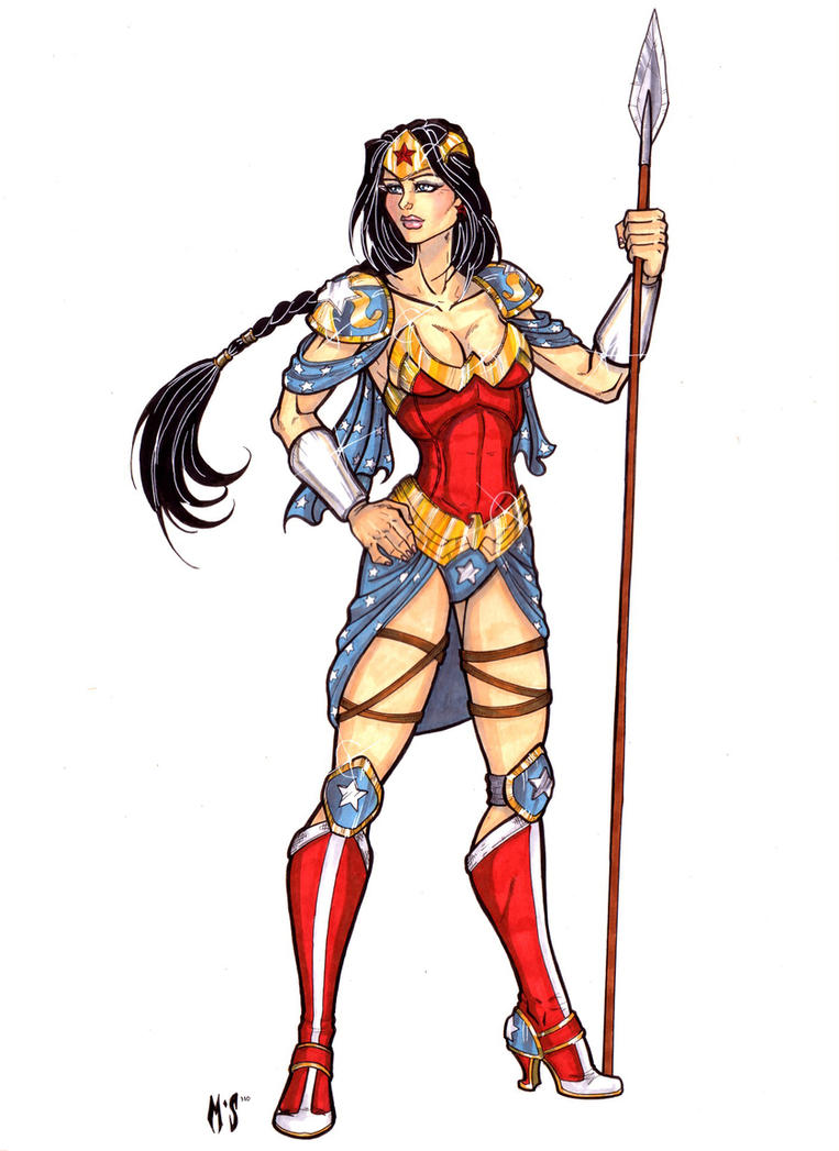 Wondy Crimson style by CrimsonArtz