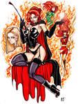 Embrace Hellfire...