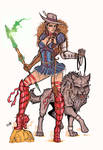 Lady Dorothea of Oz