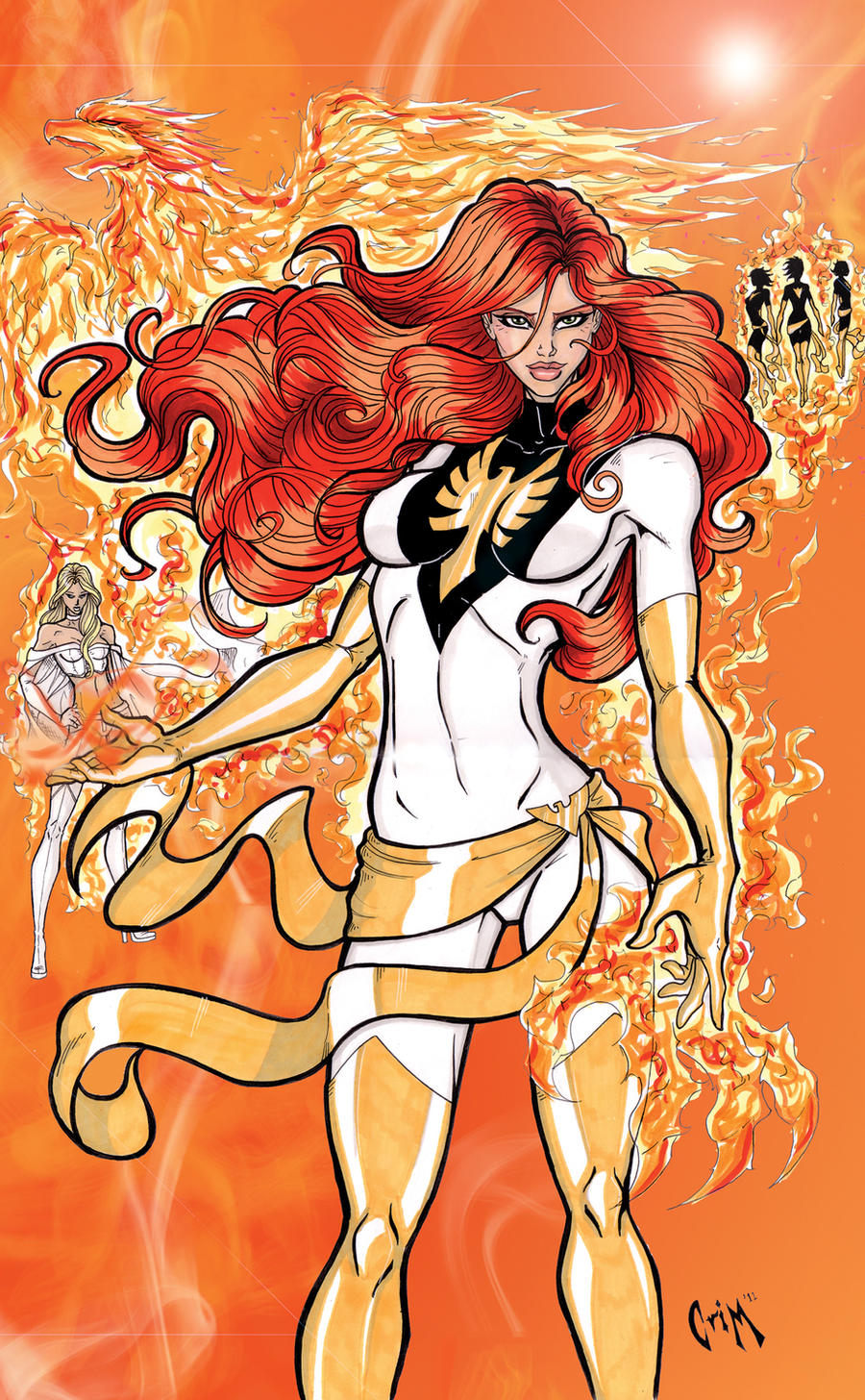 Phoenix - The White Hot Room